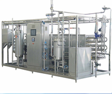 Fruit juice pasteurizer machine with pipe uht sterilizer