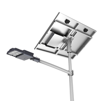 High qulity IP65 waterproof 15w 20w 30W 50W 60W 40watt solar led street light lamp manufacturers