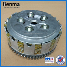OEM quality Baj100 Motorcycle Clutch housing assy with gear