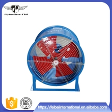 hot sale common industrial ducts high quality wall mount frp axial fan