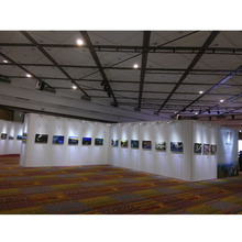 Removable & Reusable Panels Wall For Booth Exhibition