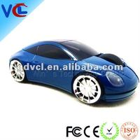 Fancy accessories 2.4ghz Wireless Car Mouse