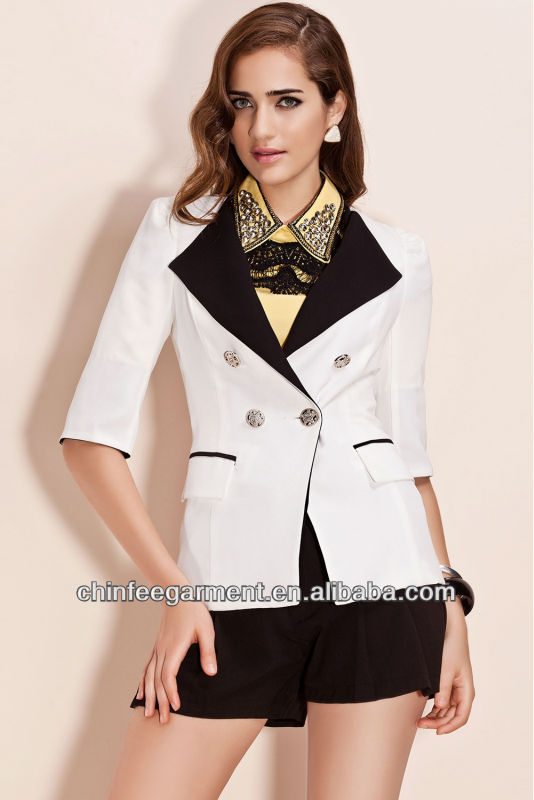 Fashion Women Suit 2013