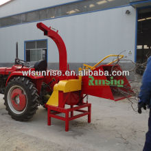"2014 ""Weifang Runsing Machinery Co., Ltd"" new designed WC-8 series tractor mounted wood chips making machine"