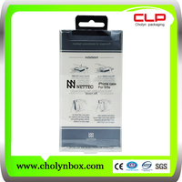 cell phone case retail packaging, custom packaging box made in china