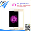 Premium 3D Full cover Tempered Glass Screen Protector for iphone 6 6plus