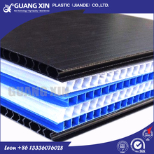 Eco-friendly/reusable black hard plastic sheet