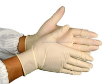 wholesale medical latex gloves/latex examination gloves/saftey disposable gloves