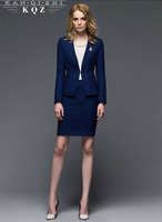Ladies Slimming Suit Hand Work Design Pictures of Design Skirt Suit