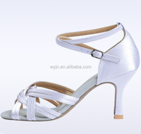 Ladies latin american dancing shoes,elegance latin shoes, fashion cheap chinese shoes