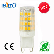 alibaba express fashion Ningbo factory G9 led 3.5W best selling SMD2835 51pcs e9 led bulb