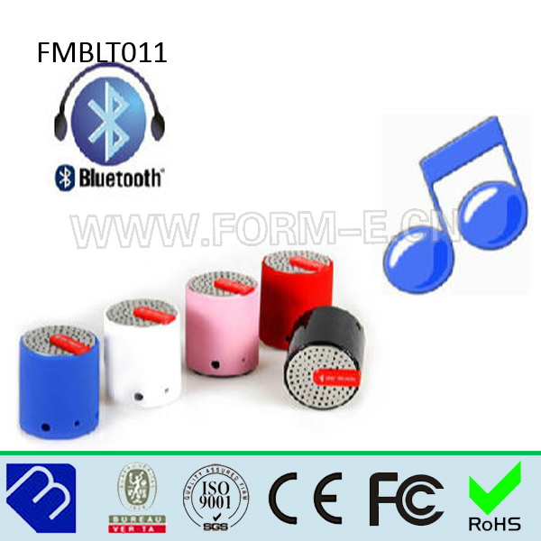 Color flash bluetooth mini digital speaker