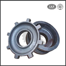OEM dalian sand cast and machining ggg-40.3 ductile iron casting