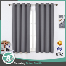 Traditional curtain pattern cool room polyester auto window curtain