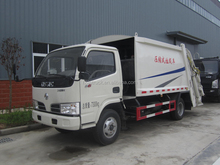 Dongfeng 4x2 garbage collection truck