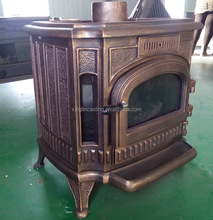 cast iron wood burning stove for sale