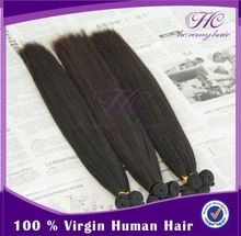 Low price cuticle remy two tone color remy human hair