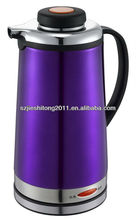 High Efficiency stainless steel Electric Kettle/electric pot,purple body