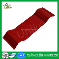 Modern house of color coated corrugated plastic pvc upvc kerala spanish pvc roofing sheet prices plastic roof tile