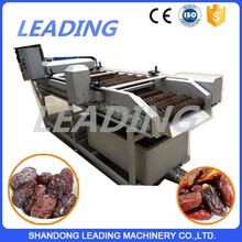 Automatic dates brush washing machine