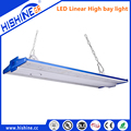 UL ETL DLC listed Led Emergency 250w LED linear high bay light lighting for industrial buildings