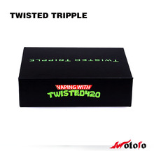 2016 New Arrival 100% Wotofo Chieftain box mod & Twisted Tripple box mod