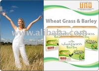 Wheatgrass & Barley