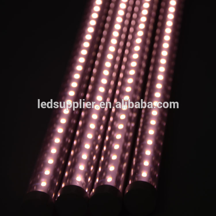 Full Spectrum Fruits and Vegetables Growth Lighting 4ft 1200mm 18w T8 LED Tube Grow Light greenhouse Hydroponics