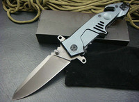 OEM Aluminum handle wholesale locking folding Tactical knife