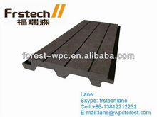 waterproof,fire resistant wpc composite decking,Cheaper price wood plastic composite/wpc wall panel , cladding