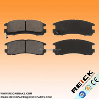 Brake pad auto parts D383 GDB1023 LP955 for CHRYSLER HYUNDAI MITSUBISHI