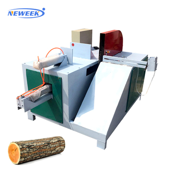 NEWEEK with cooling and dust removal system circular wood log saw cutting machine for sale