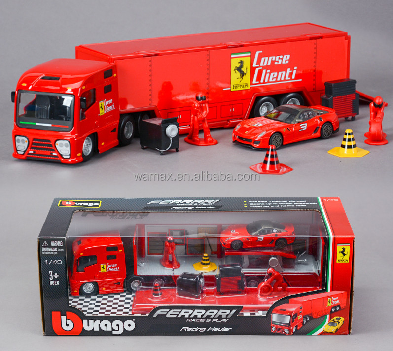 Wholesale Diecast Model Car Sets Educational Toys