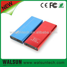 4000mah Alluminum Alloy Housing Portable Power Bank