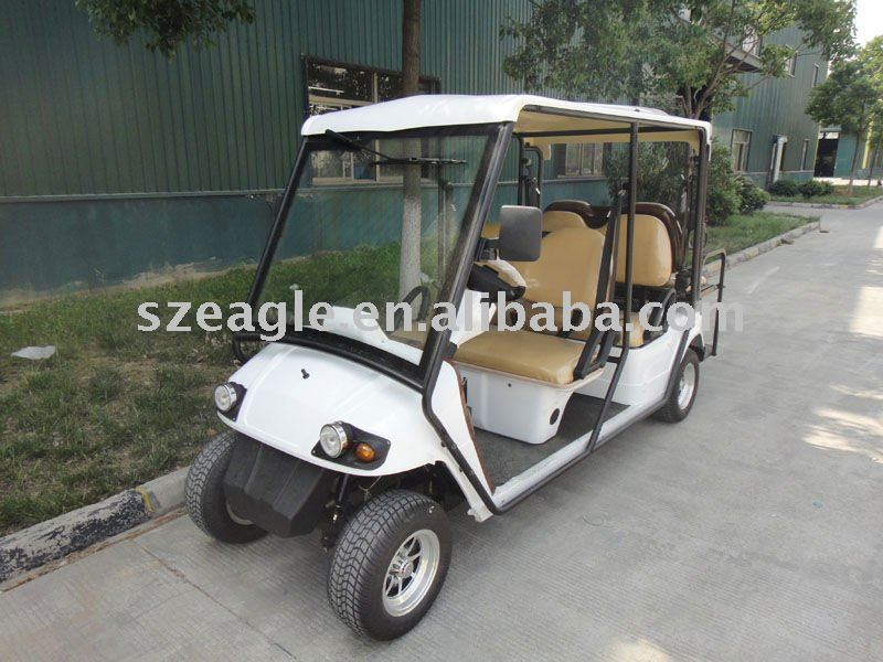 EC certified Utility car,EEC street legal electric utility vehicle,EG2048HSZR-02,48V/5.3KW Sepex