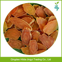 High Quality Chinese Dried Organic Ginseng Root Slice