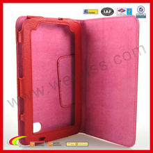 Hard plastic back offer enhanced protection case for samsung galaxy tab 3 p3200 p3210 t210 7.0