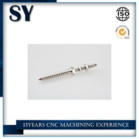 Low cost modern cnc milling medical apparatus parts shipping from china