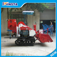 wheat/rice harvesting Usage and New Condition rice farming equipment