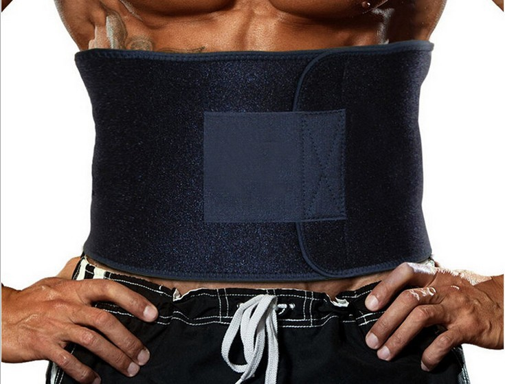 SWEAT BELT PREMIUM WAIST TRIMMER THE BELT THAT MAKES YOU SWEAT