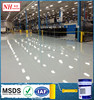 brush applicator epoxy resin anti-static floor coating