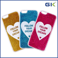 [GGIT] Love Design Back Cover Epoxy TPU Case For IPhone 6