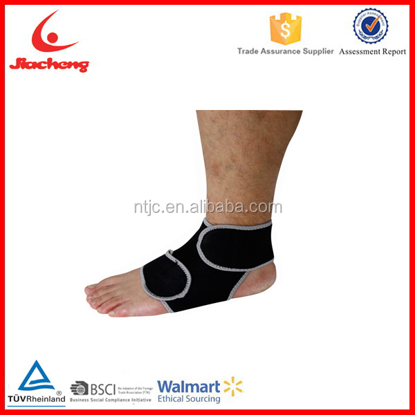 High Quality Waterproof Adjustable Elastic Ankle Support