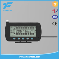 Reduce fetal damage custom truck LCD tpms diagnostic and service tool