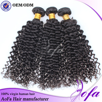 Can Be Dyed Any Color 8-36 Inch 6A Grade malaysian virgin hair deep wave 100 human hair