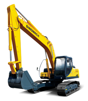 SINOMACH construction machinery engineering equipments crawler hydraulic EXCAVATOR ZG3365LC-9C
