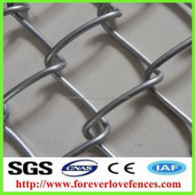 useful golf course barrier chain link fence/fence panel
