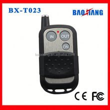 DC 12V 2 channel metal wireless RF universal remote control