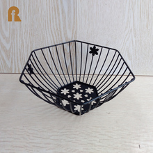 Big Sale fruit basket rack wedding gift fruit basket decoration