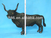 animal buffalo carving